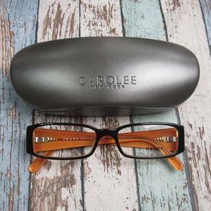 b55b597b76 Prada Accessories - Prada VPR 10F 2BX-101 Eyeglasses Italy OLI336